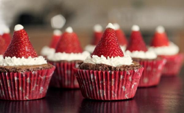 Santa's-Hat-Cupcake
