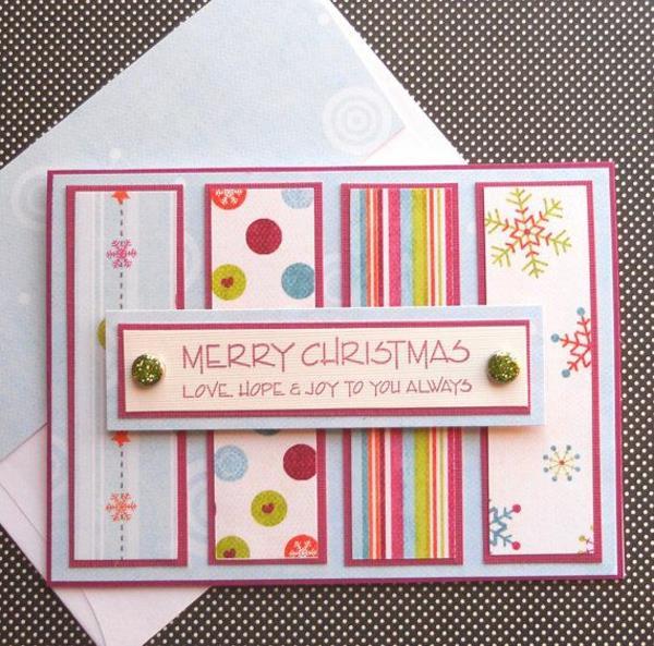 -Schöne-Ideen-für-Gestaltung-von- Weihnachtskarten
