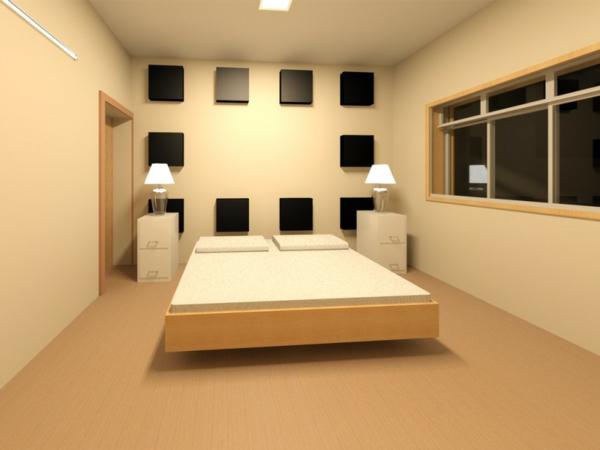 Schlafzimmer-elegante-und-stilvolle-Wandgestaltung-mit-neutralen-Farben