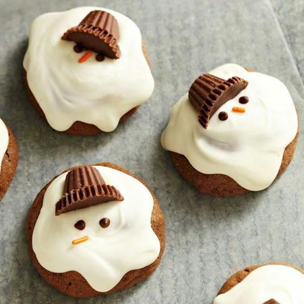 Schneemänner-tolle-Ideen-für-Weihnachtscupcakes
