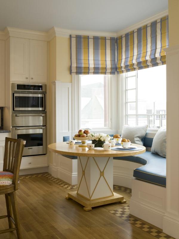 Küchengestaltung mit neutralen Farben