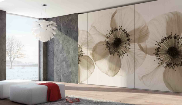 Tapete-faszinierendes-Design-moderne-und-coole- Wandgestaltung