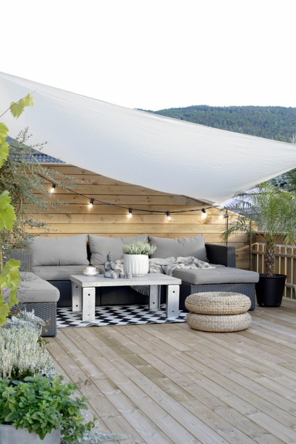 terrasse lounge mobeln einrichten m belideen. Black Bedroom Furniture Sets. Home Design Ideas