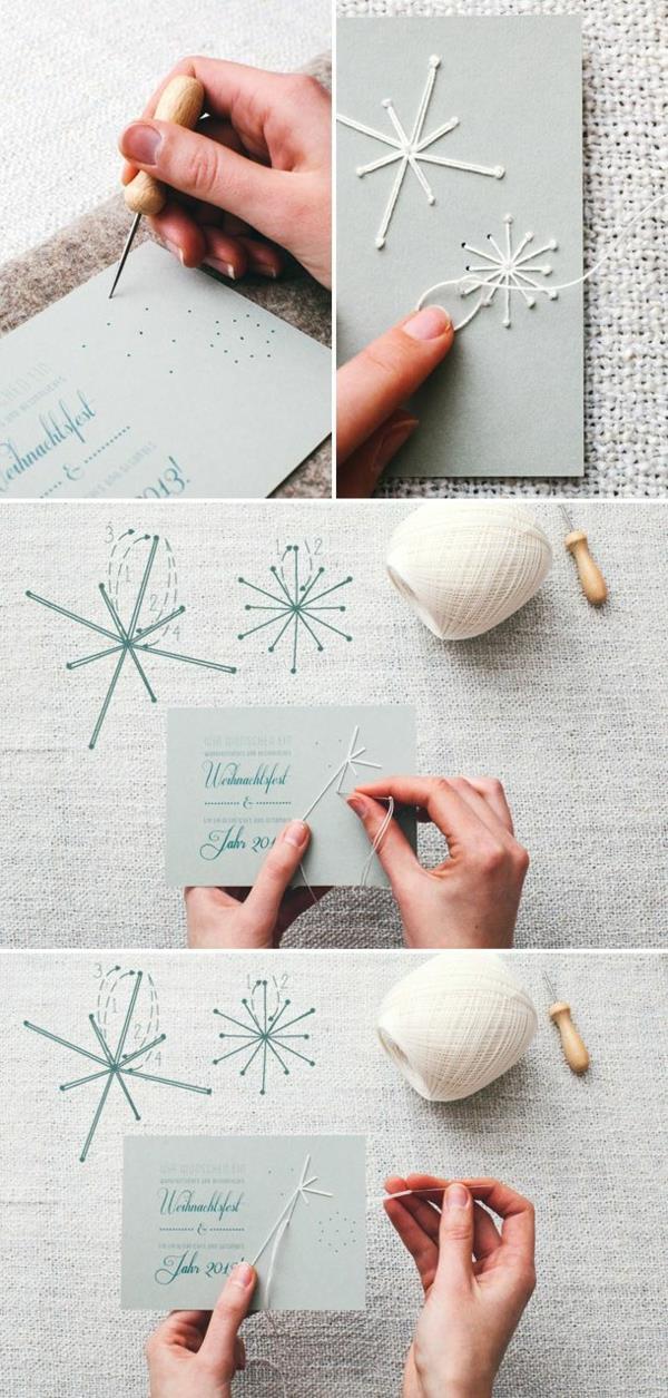 -Tolle--Ideen-für-Gestaltung-von- Weihnachtskarten-