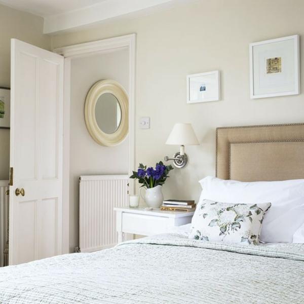 Wandgestaltung-im-Schlafzimmer-moderne-Wandfarben-für-eine-schicke-und-gemütliche-Wohnung