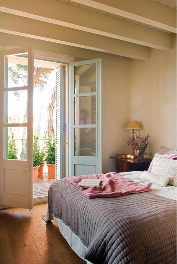 Wandgestaltung-moderne-Wandfarben-für-eine-schicke-und-gemütliche-Wohnung
