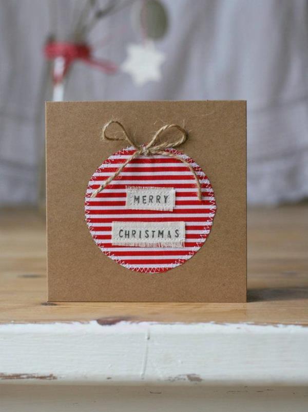 Weihnachtskarten originelle ideen my blog for Kisseo weihnachtskarten