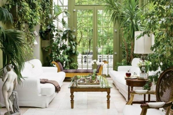 110 prima bilder wintergarten gestalten for Gartengestaltung landhausstil