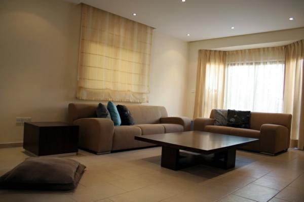 Wohnzimmer-Idee-moderne-Wandfarben-für-eine-schicke-und-gemütliche-Wohnung