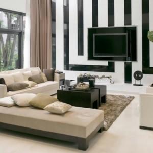 Moderne Wandfarben - 40 trendige Beispiele!