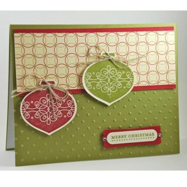 Wunderbare-Ideen-für-Gestaltung-von- Weihnachtskarten
