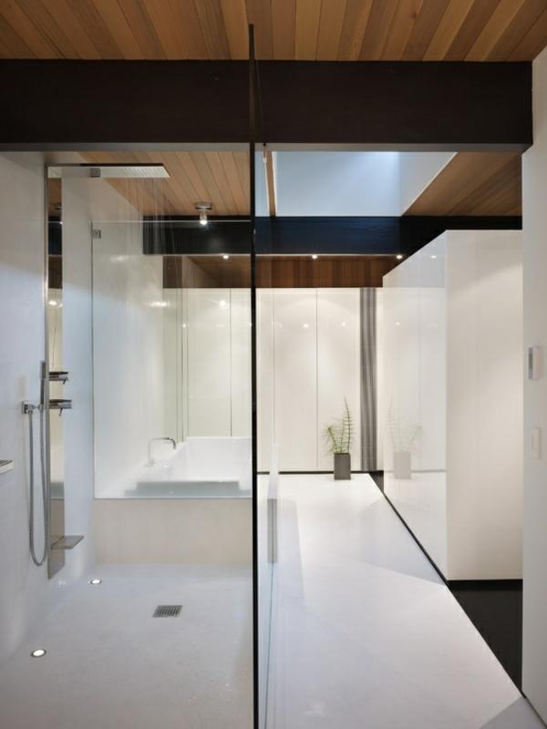 --aktuelle-Beispiele-für-ein-modernes-Badezimmer- Modernes Badezimmer - Ideen