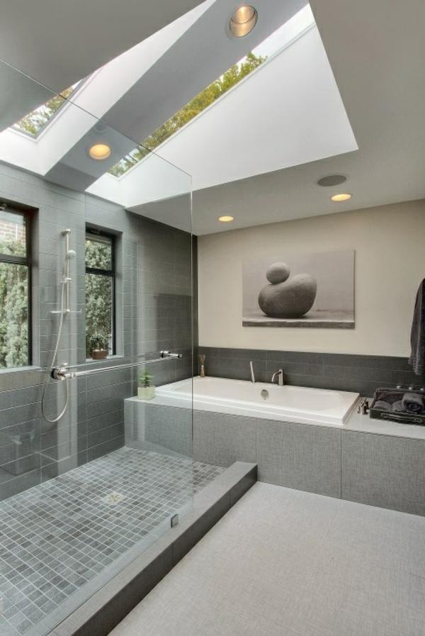 aktuelle-Beispiele-für-ein-modernes-Badezimmer-tolle-Beleuchtung
