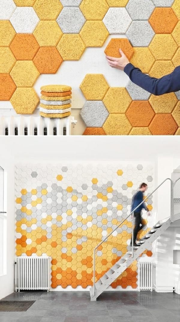 aktuelles-Interior-Design-Wohnideen-Wandgestaltung-Orange