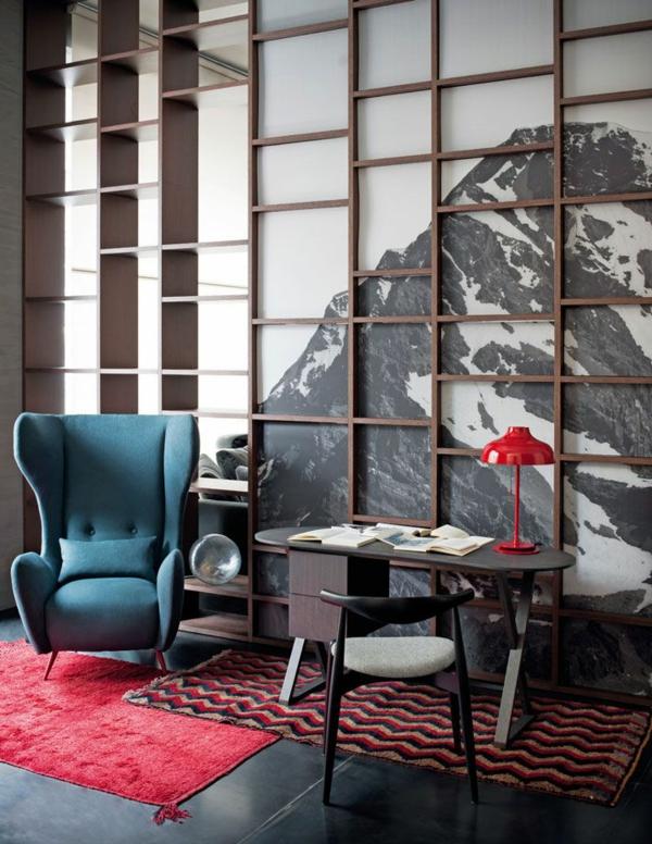 -aktuelles-Interior-Design-Wohnideen-Wandgestaltung tolle Wandgestaltung
