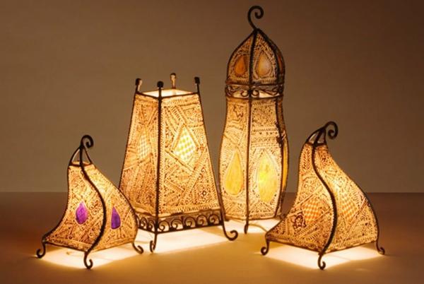 attraktive-marokkanische-lampen