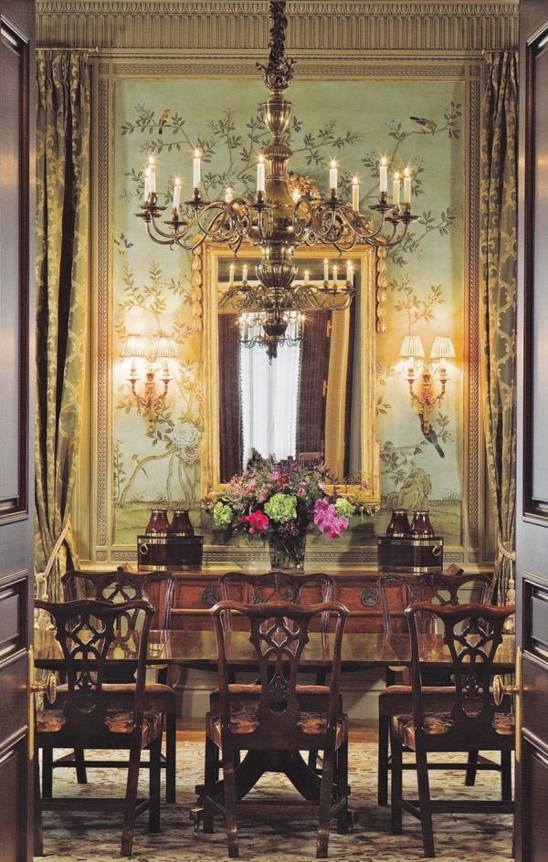 barock-esszimmer-einrichten-schönes-foto