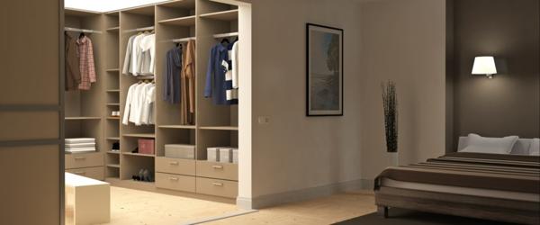 Wunderbar Luxus Begehbarer Kleiderschrank U2013 120 Modelle! | Ankleidezimmer ...