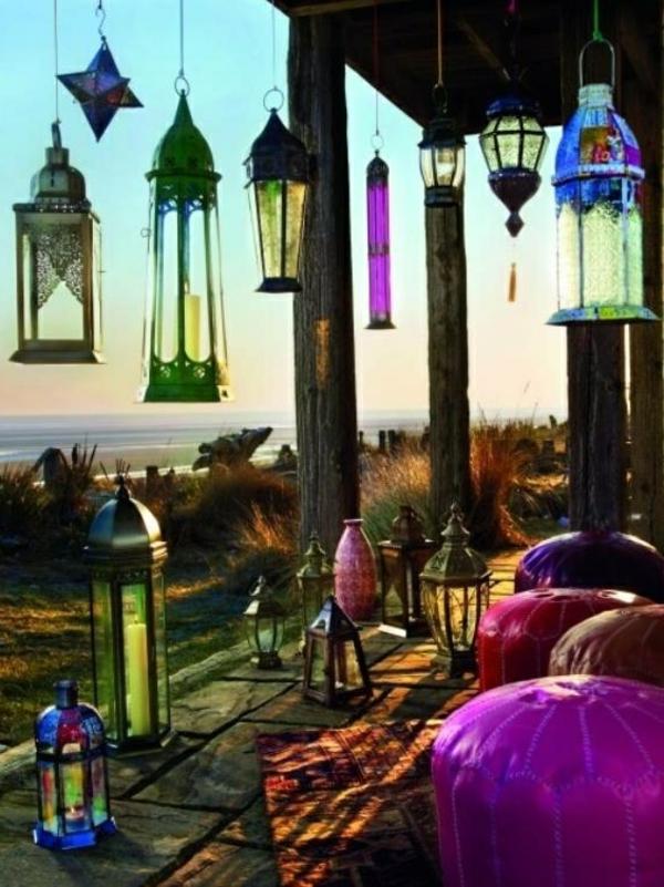 bunte-marokkanische-lampen
