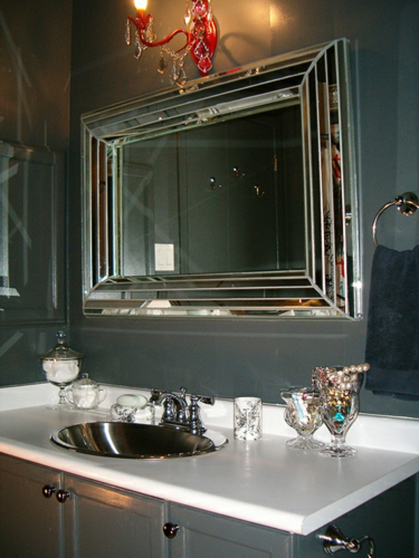 120 coole modelle vom designer badspiegel for Schicke badezimmer