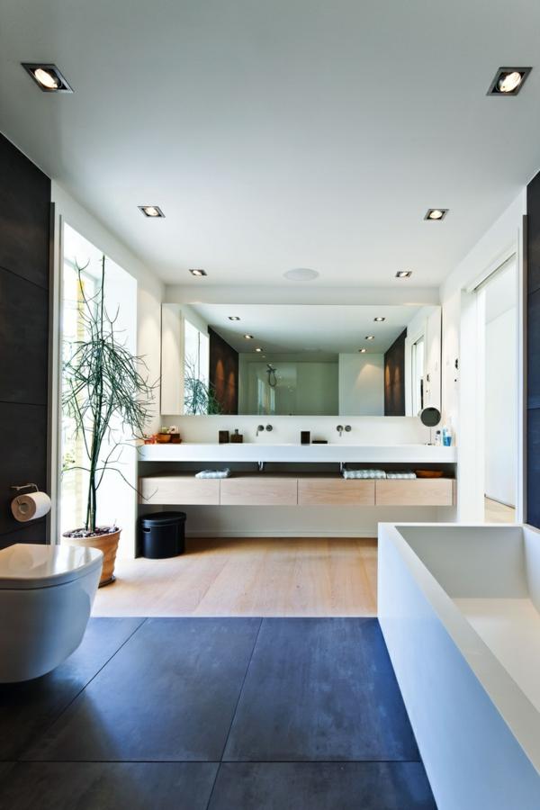 modernes badezimmer - ideen zur inspiration - 140 fotos