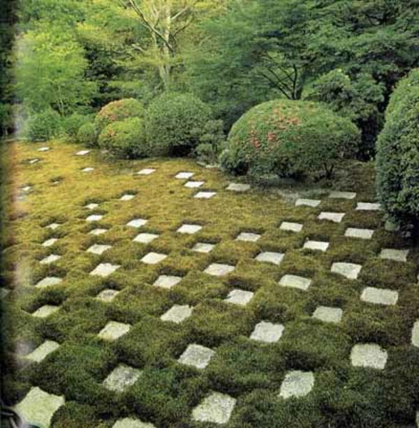100 unglaubliche bilder moderner steingarten for Gestaltung eines gartens