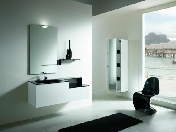 120 Coole Modelle Vom Designer Badspiegel! - Archzine.net Modernes Badezimmer Designer Badspiegel