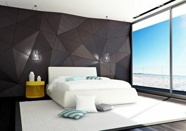 schlafzimmer modern gestalten: 48 bilder! - archzine.net - Schlafzimmer Modern Gestalten