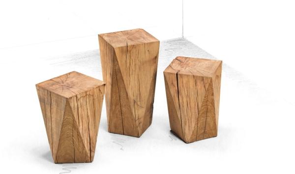 drei-coole-Hocker-mit-ungewöhnlichem-Design-