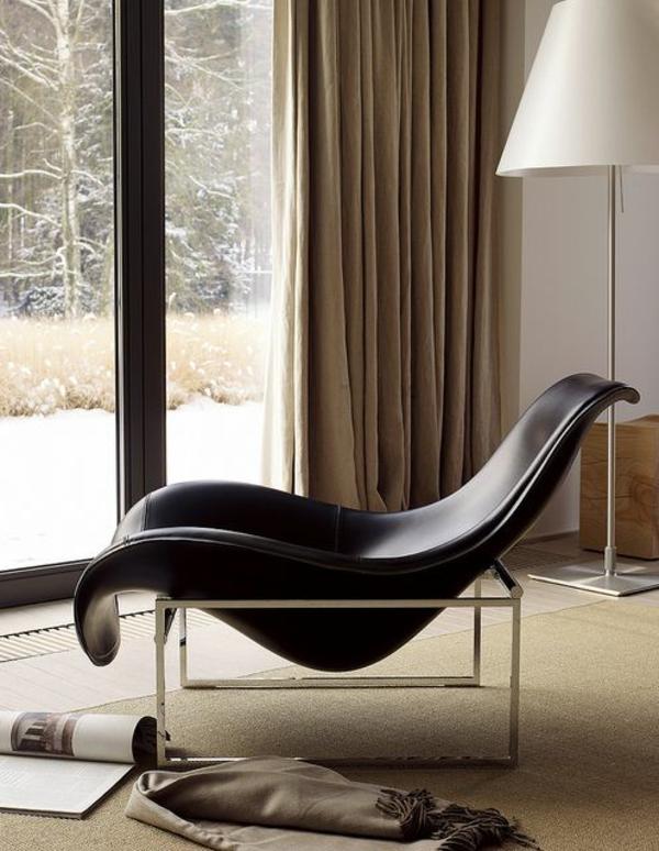 modernes Sofa Design Ligne Roset rot