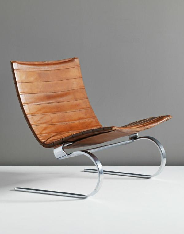 Sessel mit super modernem Design