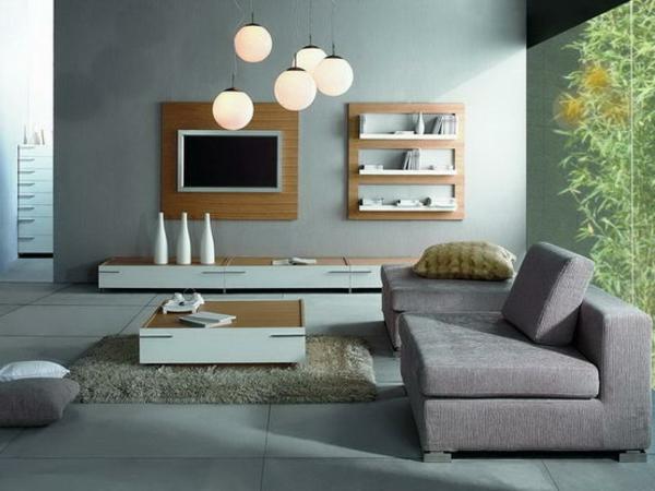 ein--gemütliches-Wohnzimmer- Interior-Design