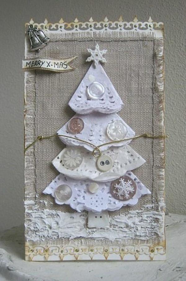 Originelle weihnachtskarten basteln kaagenbraassemvoetbal - Originelle weihnachtskarten ...