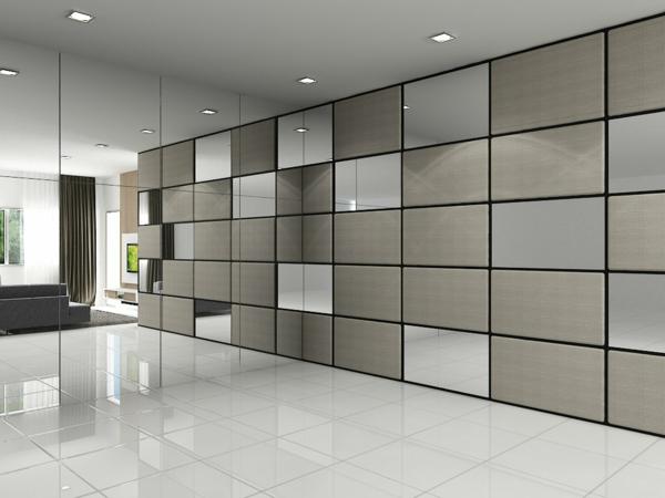 -eine-wunderbare-Wandgestaltung- modernes-Interior-Design
