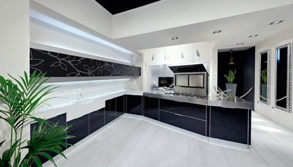 eleganter-Stil-tolle-Ideen-für-eine-praktische-Kücheneinrichtung