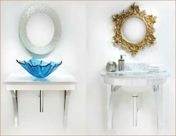 elegantes-interessantes-beeindruckendes-badezimmer-mit-einem-designer-badspiegel
