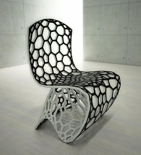 erstaunlicher-Stuhl-aus-Metall-für-eine-schicke-Wohnung