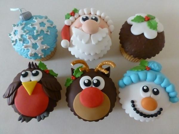 fantastische-Ideen--schmackhafte-Cupcakes-für-Weihnachten-backen