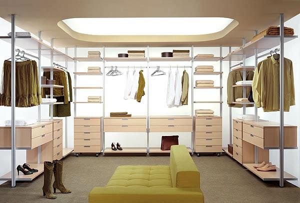 fantastische-praktische.moderne-begehbare-Kleiderschränke
