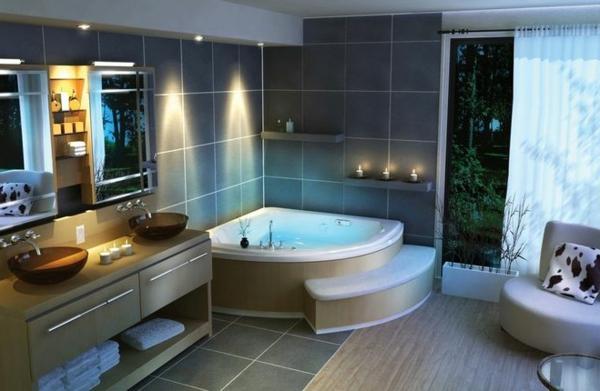 fantastisches-Bad-moderne-Whirlwanne-für-Innen