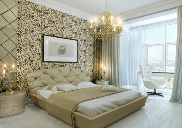 -faszinierendes-Design-moderne-und-coole- Wandgestaltung-Tapete