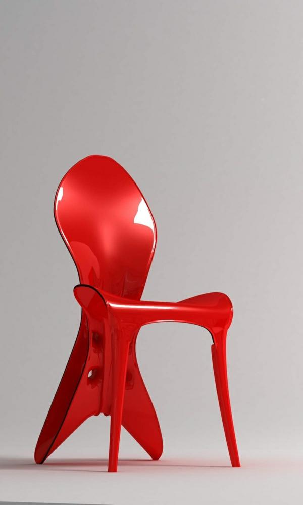 Designer Stuhl mit ultra modernem Design