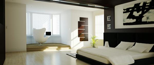 feng-shui-schlafzimmer-einrichten-kontrastierende-farben