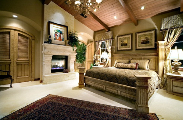 feng-shui-schlafzimmer-einrichten-luxuriöse-gestaltung