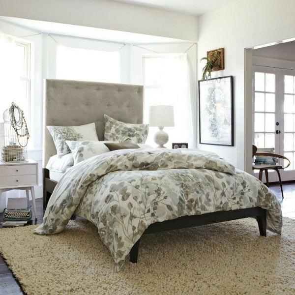 Feng Shui Schlafzimmer Einrichten Weiße Farbe