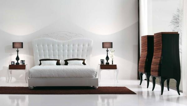 feng-shui-schlafzimmer-einrichten-weiße-wand