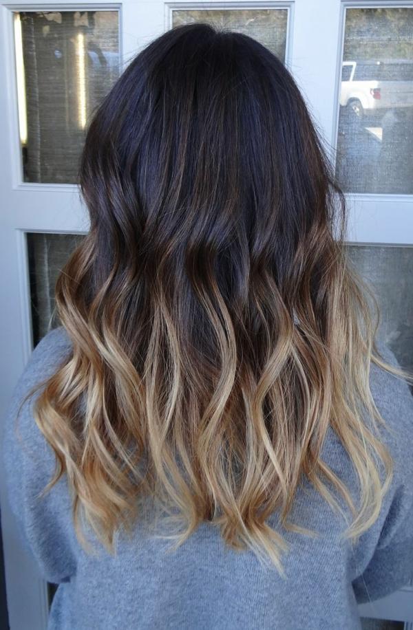100 coole Bilder von Frisuren für braune Haare! - Archzine.net