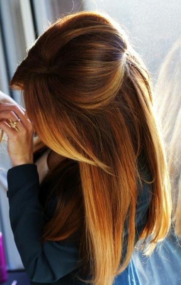 Haare zu blond gefärbt was tun