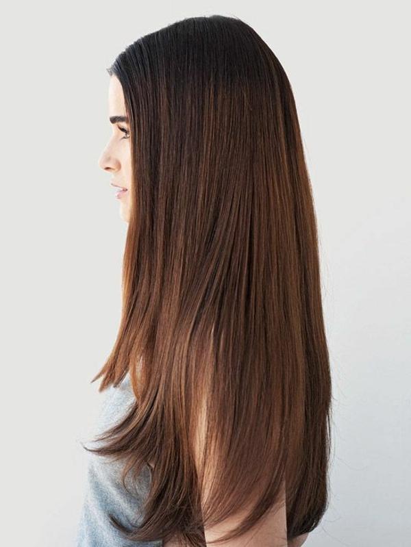 frisuren-für-braune-haare-lang-und-glatt