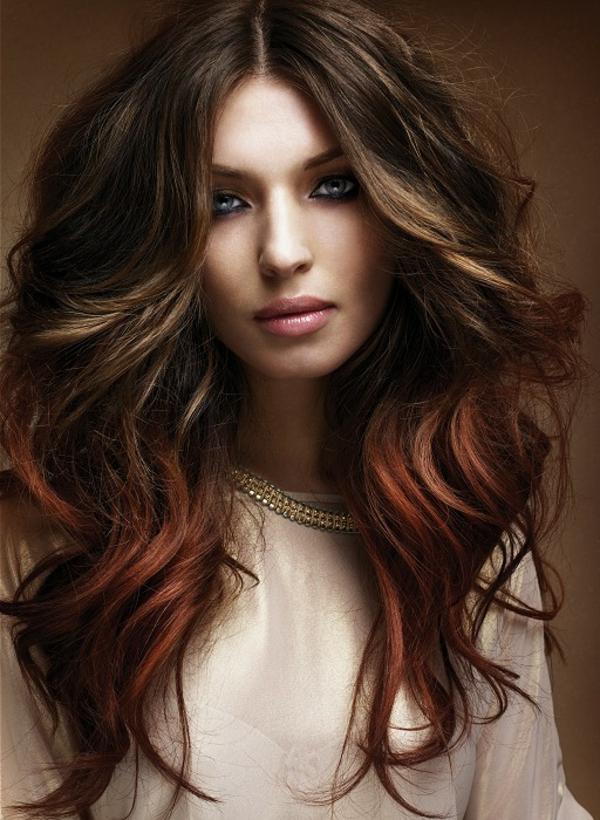 100 Coole Bilder Von Frisuren F 252 R Braune Haare